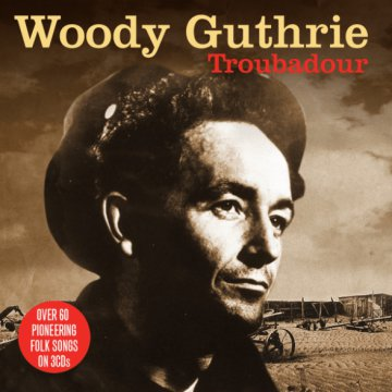 Troubadour CD