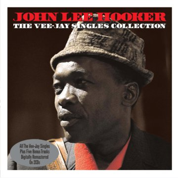 The Vee-Jay Singles Collection CD