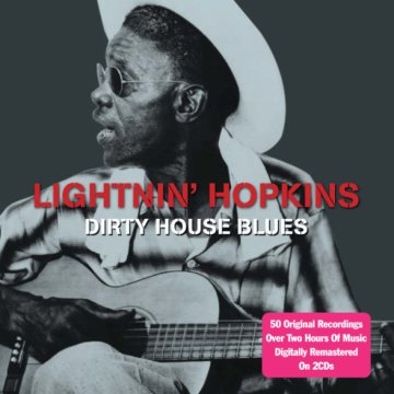 Dirty House Blues CD