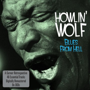 Blues From Hell CD