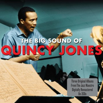 The Big Sound Of Quincy Jo CD