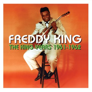 The King Years 1961-1962 CD