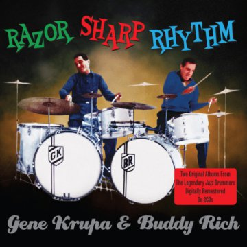 Razor Sharp Rhythm CD
