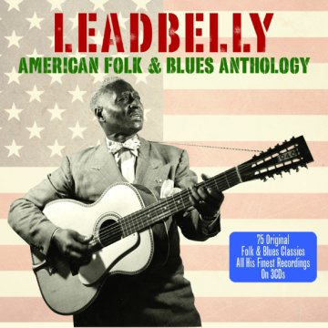 American Folk & Blues Anthology CD
