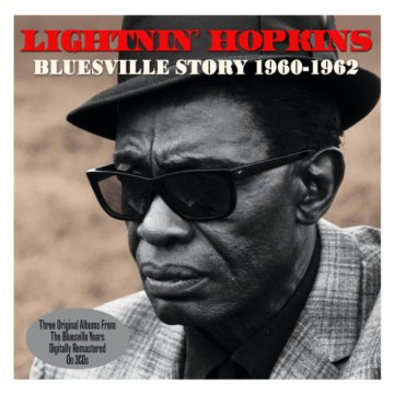Bluesville Story 1960-1962 CD