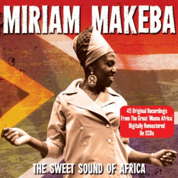 The Sweet Sound Of Africa CD