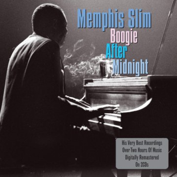 Boogie After Midnight CD