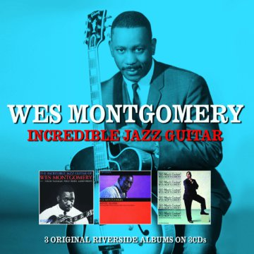 Incredible Jazz Guitar CD
