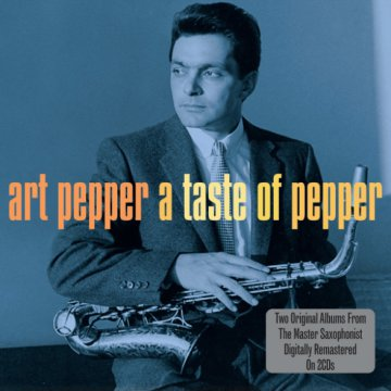 A Taste Of Pepper CD