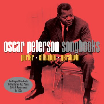 Oscar Peterson Songbooks CD