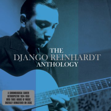 The Django Reinhardt Anthology CD