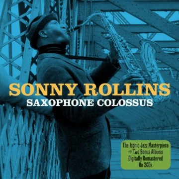 Saxophone Colossus CD