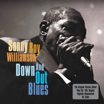 Down And Out Blues CD