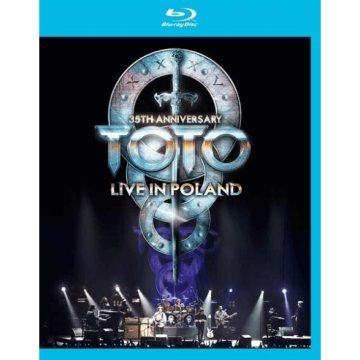 35th Anniversary - Live in Poland Blu-ray