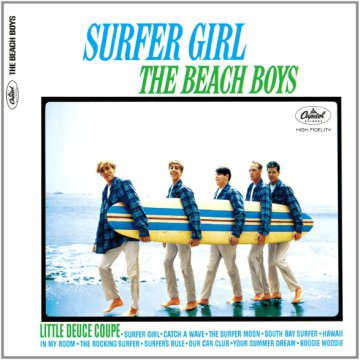 Surfer Girl CD