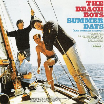 Summer Days CD