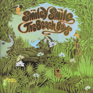 Smiley Smile CD