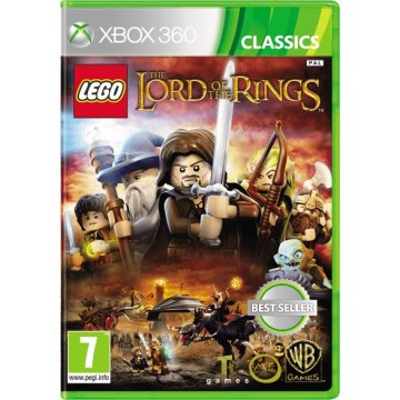 LEGO: The Lord of the Rings (Classic) Xbox 360