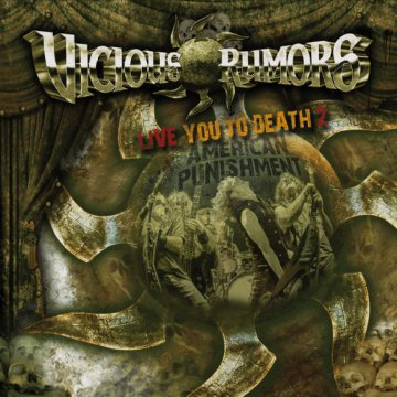 Live You To Death 2 – American Punishment CD