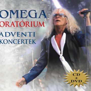 Oratórium - Adventi koncertek CD+DVD