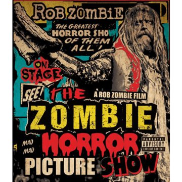 The Zombie Horror Picture Show Blu-ray