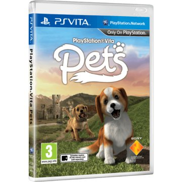 PlayStation Pets PS Vita
