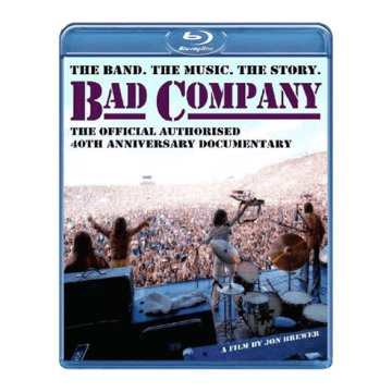 The Band. The Music. The Story - The Official Authorised 40th Anniversary Documentary Blu-ray