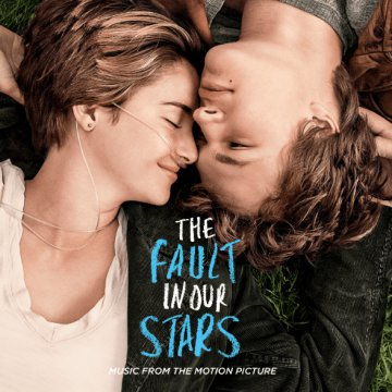 The Fault In Our Stars (Csillagainkban a hiba) CD