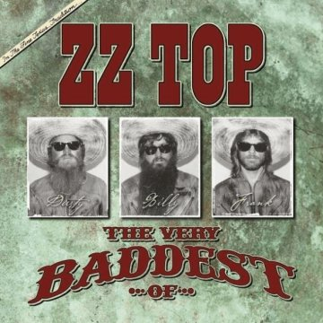 The Very Baddest Of ZZ Top CD