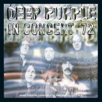In Concert'72 (2012 Remix) CD