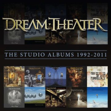The Studio Albums 1992 - 2011 CD