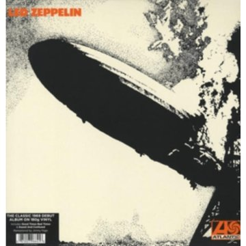 Led Zeppelin I (Remastered) LP