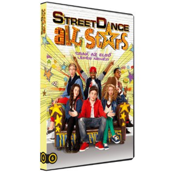 Streetdance - All Stars DVD