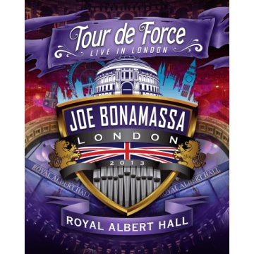 Tour De Force - Royal Albert Hall Live In London CD