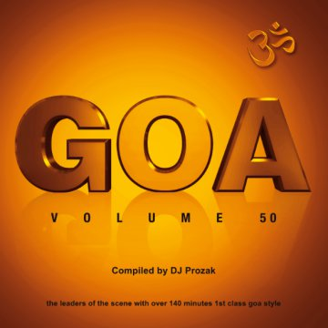 Goa Vol.50 CD