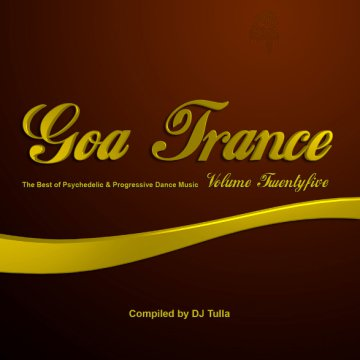 Goa Trance Vol.25 CD