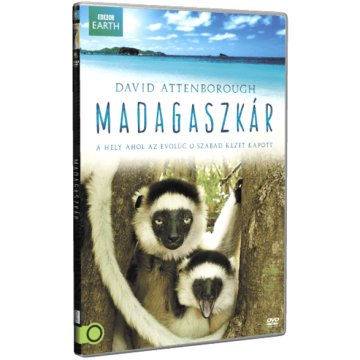 Madagaszkár (David Attenborough) DVD