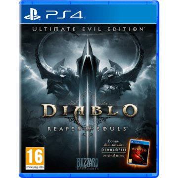 Diablo III: Reaper of Souls – Ultimate Evil Edition PS4