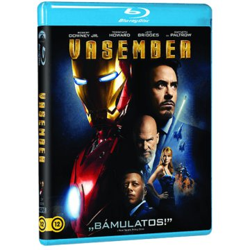 Iron Man - Vasember Blu-ray