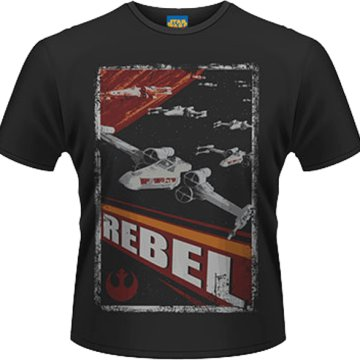 Star Wars - Rebel - XXL