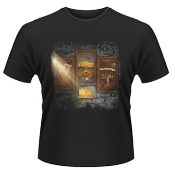 Opeth - Communion Album T-Shirt M