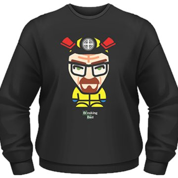 Breaking Bad - Cooking Minion - Crew Neck Sweatshirt XL