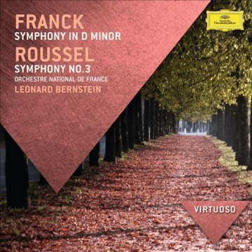 Franck - Symphony in D Minor / Roussel - Symphony No.3 CD