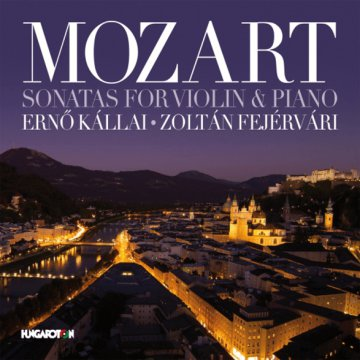 Mozart - Sonatas for Violin & Piano CD