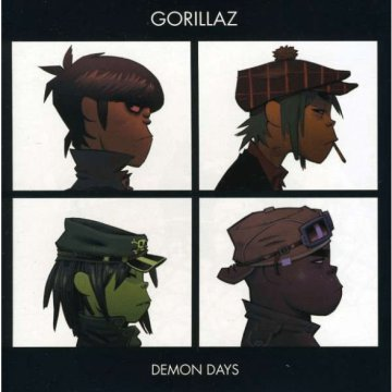 Demon Days CD