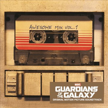 Guardians of the Galaxy - Awesome Mix, Vol. 1 (A galaxis őrzői) CD