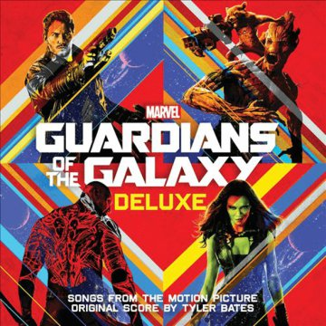 Guardians of the Galaxy (Deluxe Edition) (A galaxis őrzői) CD