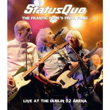 Frantic Four's Final Fling - Live In Dublin LP