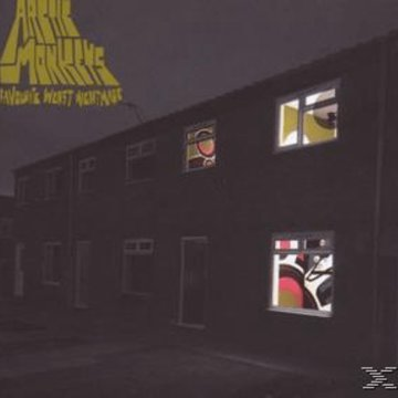 Favourite Worst Nightmare CD
