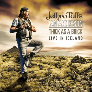 Thick As A Brick - Live In Iceland CD